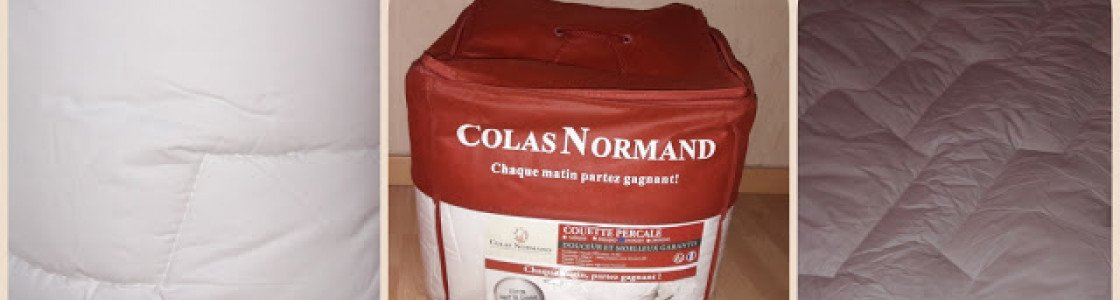 Gaya'Blog a testé les produits Colas Normand !